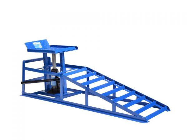 Hidraulicna rampa za servis vozila