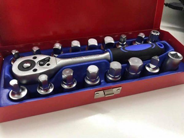 Set ključeva za čepove kartera za ispuštanje ulja
